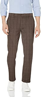 Men's Straight-Fit Modern Comfort Stretch Chino Pant