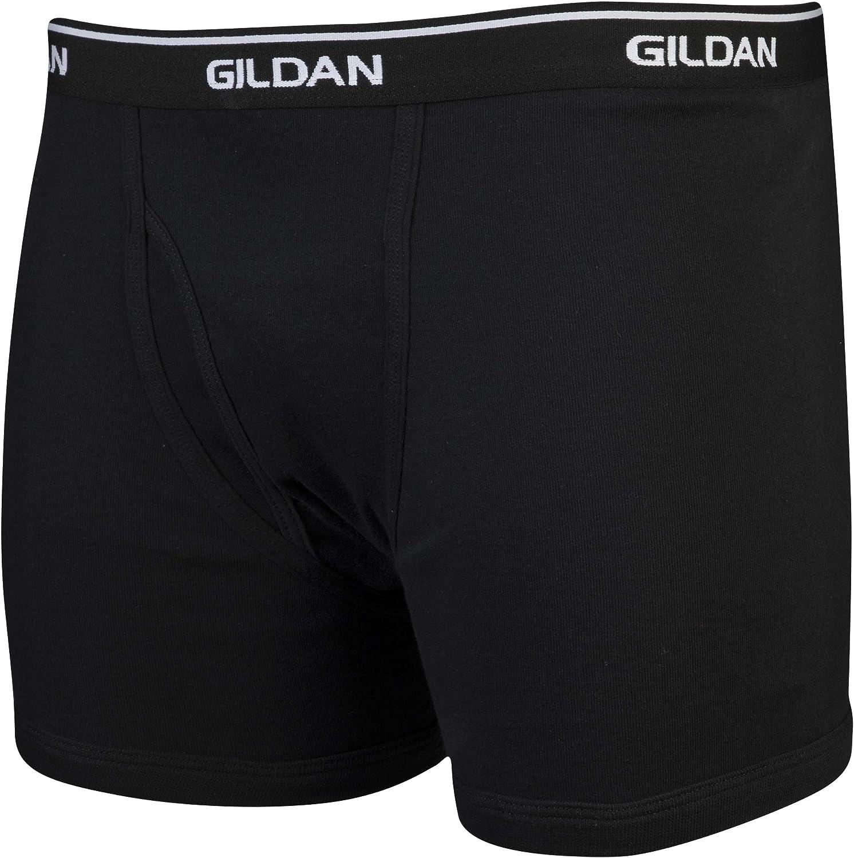 Gildan Platinum Men's Boxer Briefs
