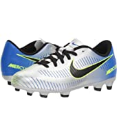 Nike Kids Mercurial Vortex III Neymar Firm Ground Soccer Cleat (Toddler/Little Kid/Big Kid)