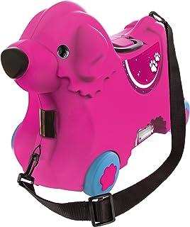 Big 56704Fábrica 800055353–Carro de Bobby, Color Rosa