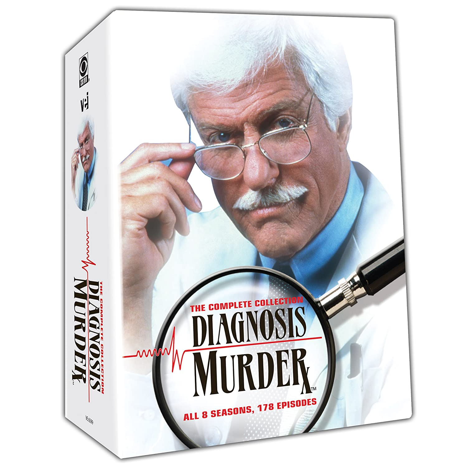 Diagnosis Free Shipping Cheap Bargain Gift Murder Complete Collection 8 178 Seasons Episodes OFFicial mail order