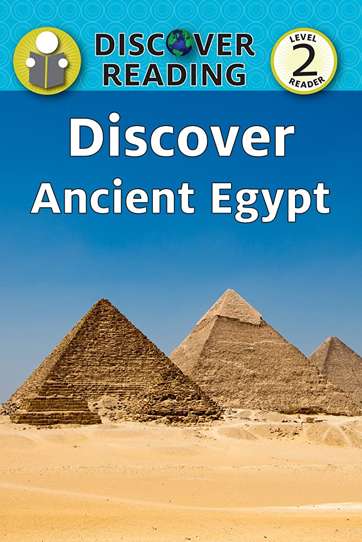 Discover Ancient Egypt (Discover Reading) (English Edition)