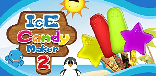 『アイスキャンディ2 - 女の子のためのメーカーのゲーム』のトップ画像