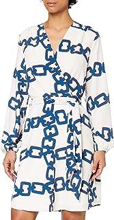 Morgan Robe Imprimé Chaîne Rilou Vestido Informal para Mujer