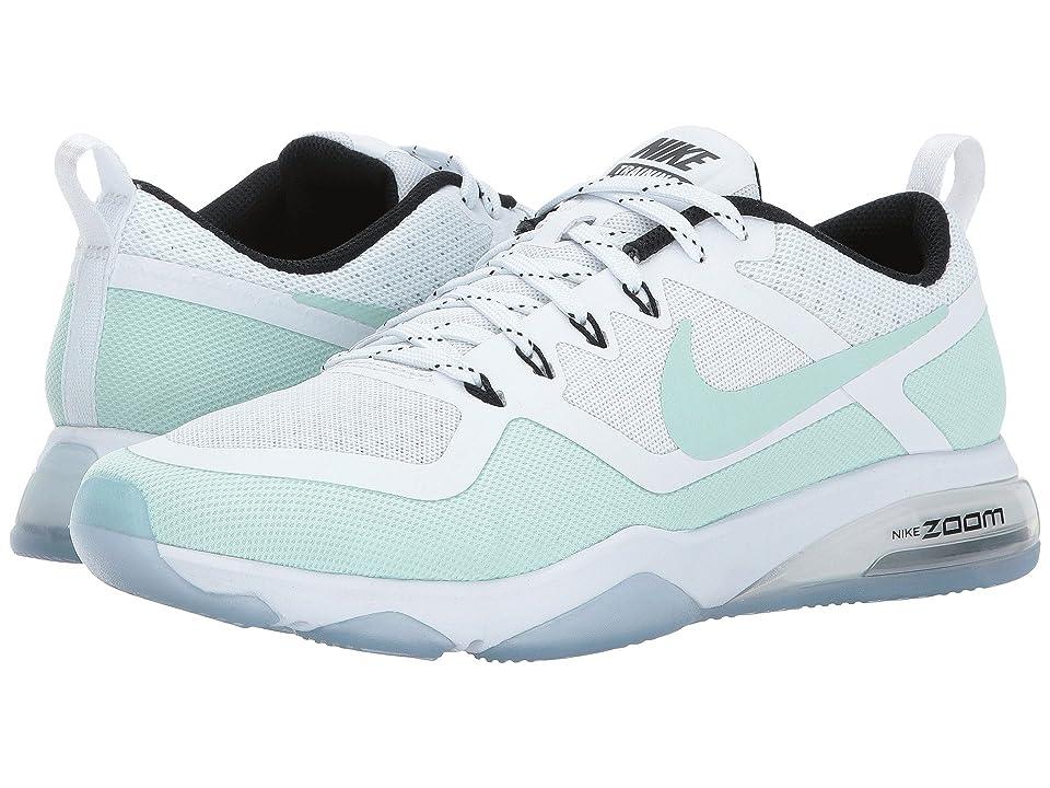 Nike Zoom Training Fitness (White Igloo/Black) Women