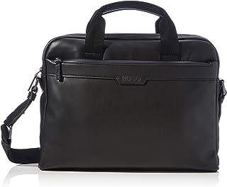 HUGO Luxown P_S Doc Case, Bolso de negocios. para Hombre, Negro1, Einheitsgröße