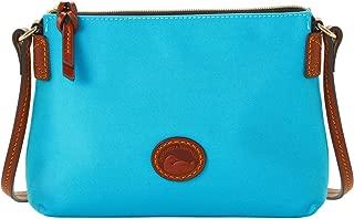Nylon Crossbody Pouchette Shoulder Bag