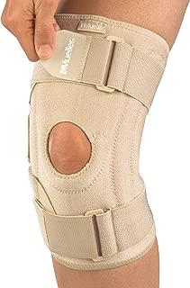 Mueller Sports Medicine Open Patella Knee Stabilizer, Beige, One Size