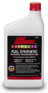 Lubegard 69032 Complete Full Synthetic Automatic Transmission Fluid - 32 oz.