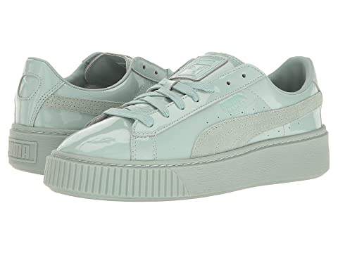 8b0553818f1 PUMA Basket Platform Patent at 6pm