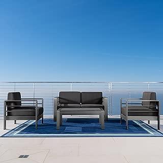 Best grey aluminum patio furniture Reviews