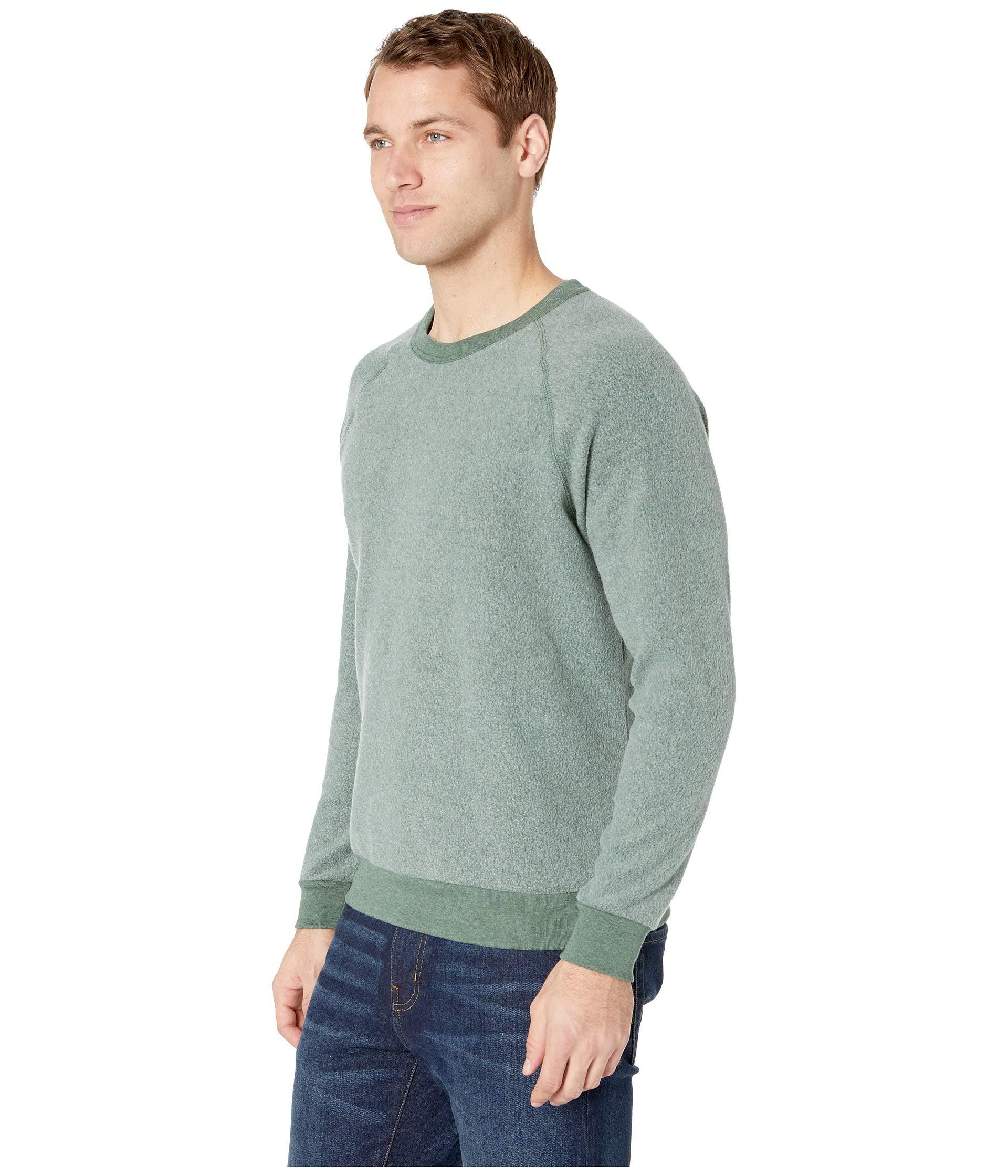 Teddy Fleece Eco Pine Alternative Dusty Champ True Sweatshirt t6w7q