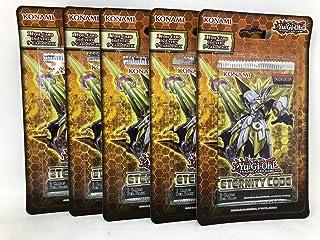 Yu-Gi-Oh! Eternity Code Blister Packs (5)