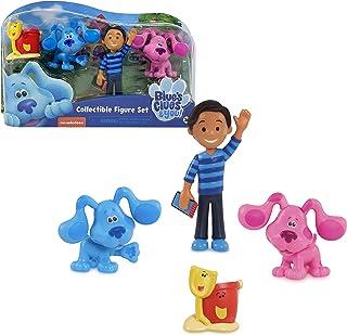 Blue's Clues & You! Collectible Figure Set, Multi-Color