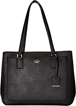 Kate spade new york wellesley rachelle shoulder handbag black ... de18b2b592