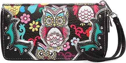 Best owl clutch wallet Reviews