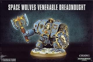 Games Workshop 99120101218 Space Wolves Venerable Dreadnought Plastic Kit