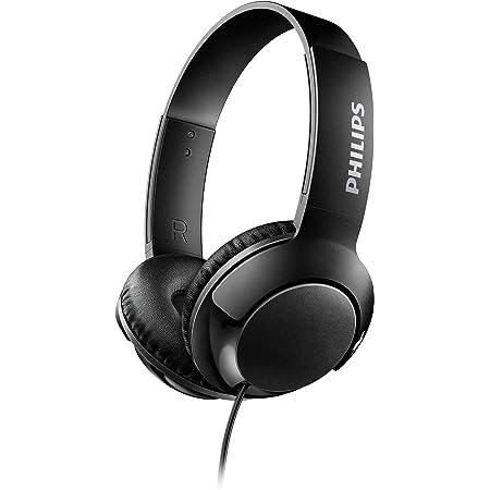 Philips Audio Shl3075bk 00 On Ear Kopfhörer Schwarz Elektronik