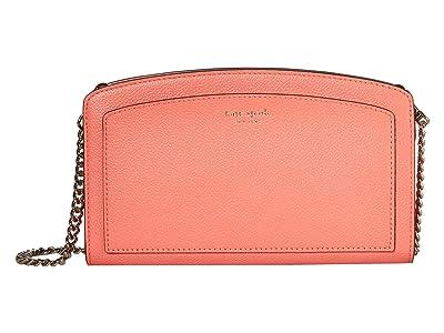 Kate Spade New York Margaux East/West Crossbody (Lychee) Cross Body Handbags