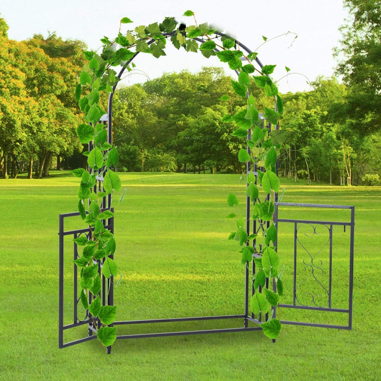 Alek...Shop Wedding Arches Rapid rise Catering Gard Cheap bargain 7Feet Decoration Metal
