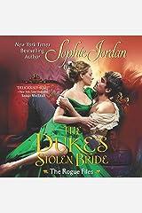 The Duke's Stolen Bride: Library Edition (Rogue Files) CD