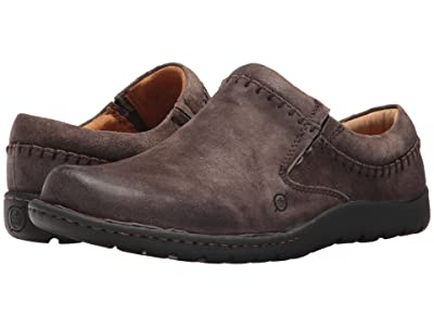 Born Nigel Clog (Grey Distressed) Men