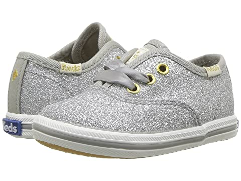 Keds x kate spade new york Kids Champion Glitter Crib (Infant/Toddler)