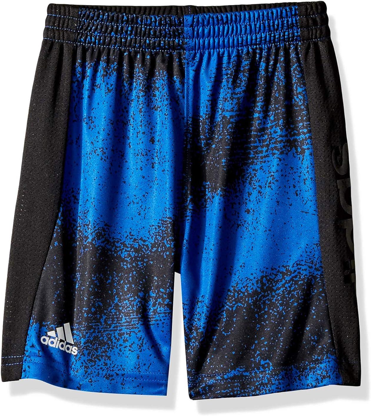 Adidas Boys Athletic Basketball Short