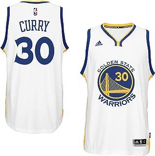 Stephen Curry Men's White Golden State Warriors Swingman Jersey