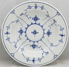 Royal Copenhagen Blue Fluted Plain Rim Soup Bowl (168)