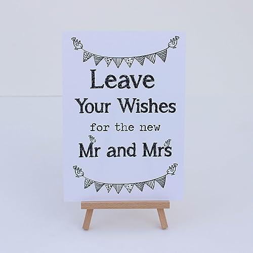 MR /& MRS BIRD WEDDING MONEY DROP BOX FRAME Vinyl Decal Sticker DIY bride groom