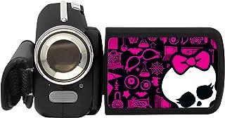LEXIBOOK DJ280MH Monster High - Cámara de Fotos Digital con diseño de Monster High (1,3 Mpx, Zoom óptico 4X, Pantalla de 4,6 cm/1,8