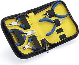 مجموعة أدوات حقيبة صغيرة بسحاب 5 قطع 203K-050 من Beadalon