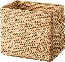 Muji Stackable Rectangular Rattan Basket, XL
