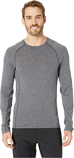 Go Everywhere® Long Sleeve Merino Crew