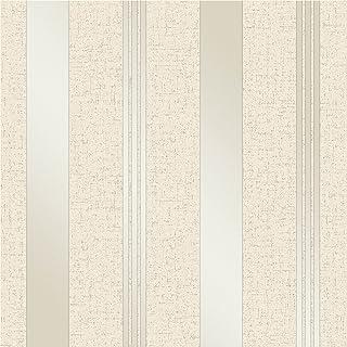 comprar comparacion Fine Décor FD41972 - Papel pintado para pared, diseño de rayas, color dorado