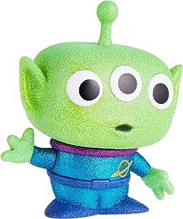 Funko Pop! Disney: Toy Story- Alien(DGLT) (Exc), Action Figure - 48275