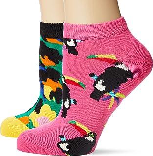 2-pack Toucan Low Sock Calcetines, Multicolor (Multicolour 350), 4/7 (Talla del fabricante: 36-40) (Pack de 2) para Mujer