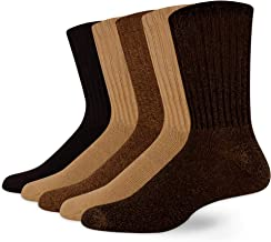 earth tone socks