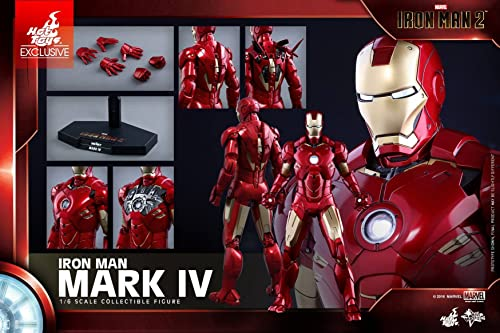 100% precio garantizado Hot Toys Movie Masterpiece - Iron Man 3 3 3 - Iron Man Mark IV (4) Ver. 2.0  marcas de moda