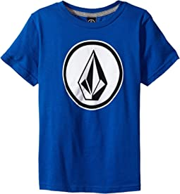Volcom Kids - Classic Stone Short Sleeve (Toddler/Little Kids)