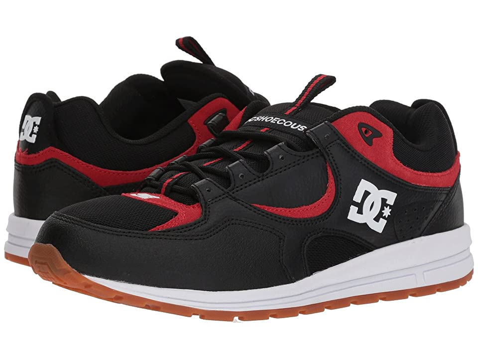 DC Kalis Lite (Black/Athletic Red) Men