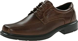 ECCO Men's Helsinki Oxford,Cocoa