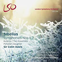 Sibelius: Symphonies Nos.1-7, Kullervo, The Oceanides, Pohjola's Daughter