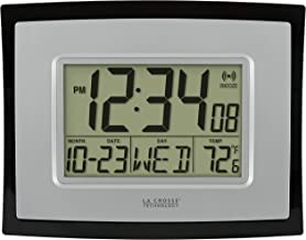 Best thermometer clock digital Reviews