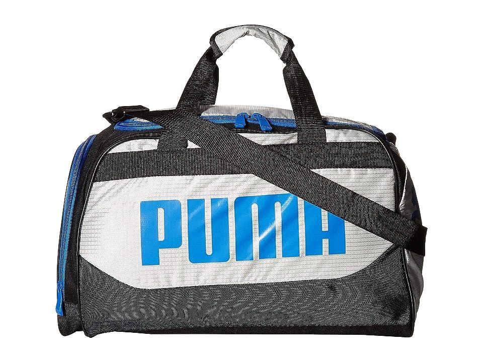 PUMA Evercat Transformation 3.0 Duffel (Light Pastel Grey) Duffel Bags 9ba9cdc269a7f