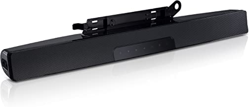 Dell 2.0 Stereo Sound Bar Speaker for Dell LCD Flat Panel Studio Monitors (Dell Part/Model Numbers: AY511, F112P, G380T, Y260N, 313-8742)