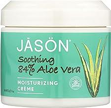 Jason Soothing Aloe Vera 84% Moisturizing Creme 4 oz