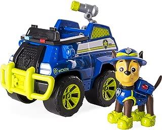Paw Patrol - Jungle Rescue - Chase's Jungle Cruiser