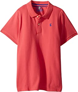 Pique Polo Shirt (Toddler/Little Kids/Big Kids)